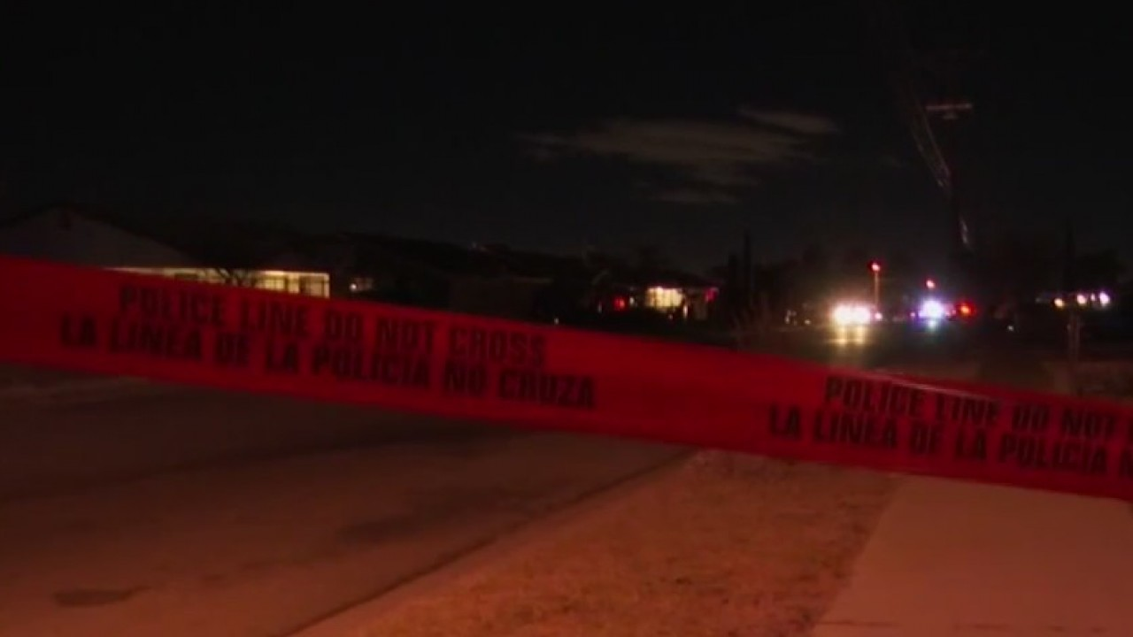 One injured in Northeast El Paso drive-by shooting