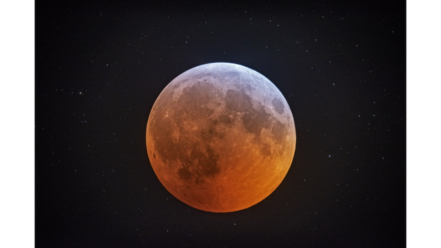 APTOPIX Lunar Eclipse North Carolina_1550366359899