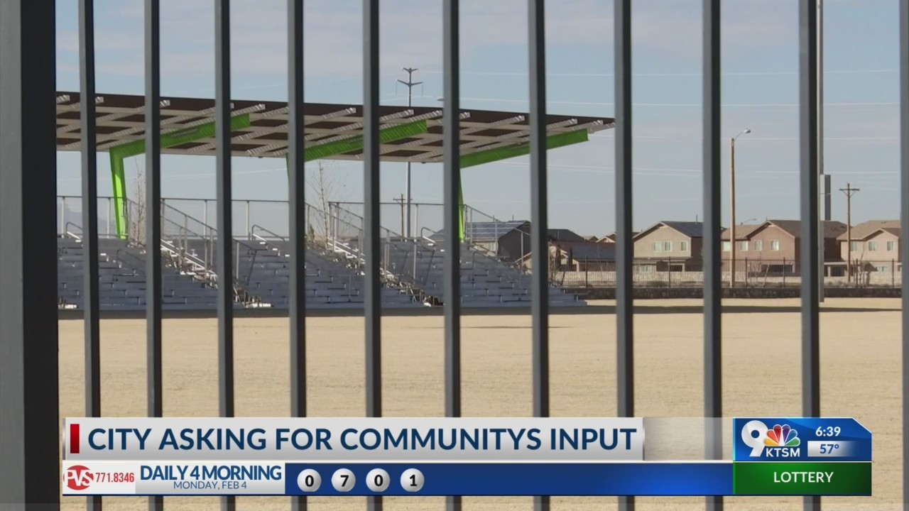 City asking for community's input on projects