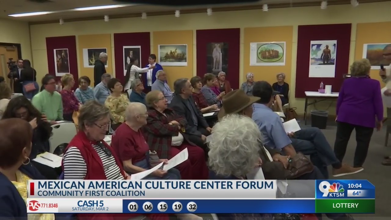 Forum held to discuss future of Downtown Library