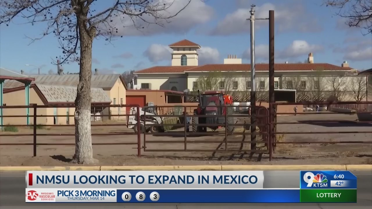 NMSU looking to open a campus in Mexico