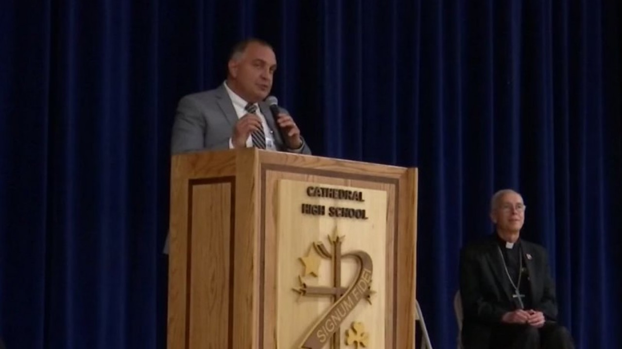 Cathedral High School names new principal