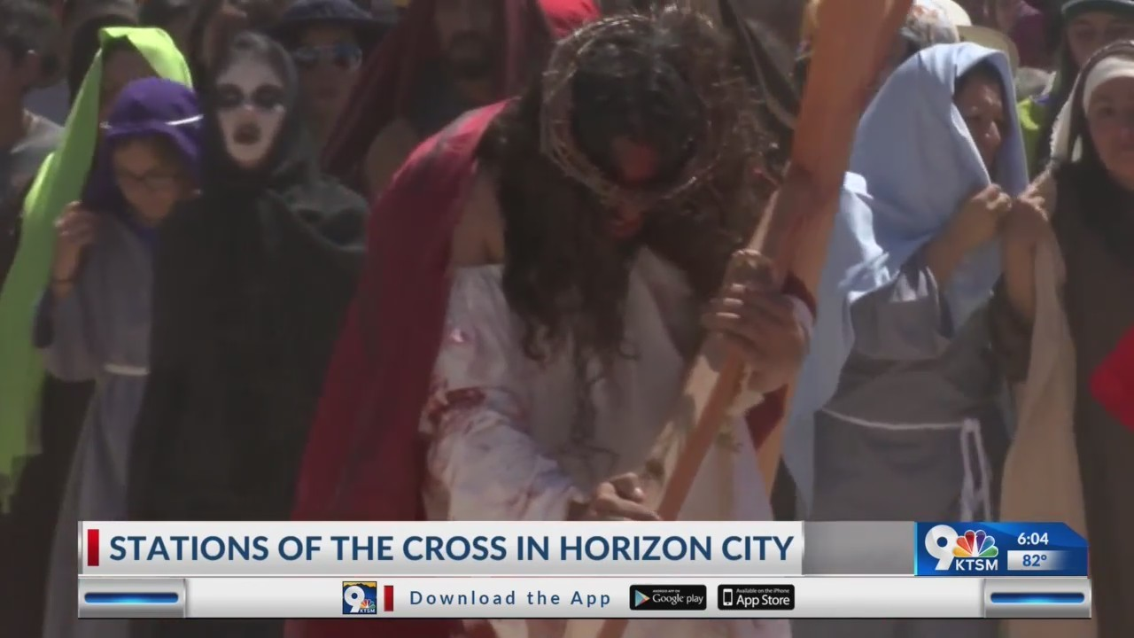 Passion Play at Holy Spirit Catholic Church