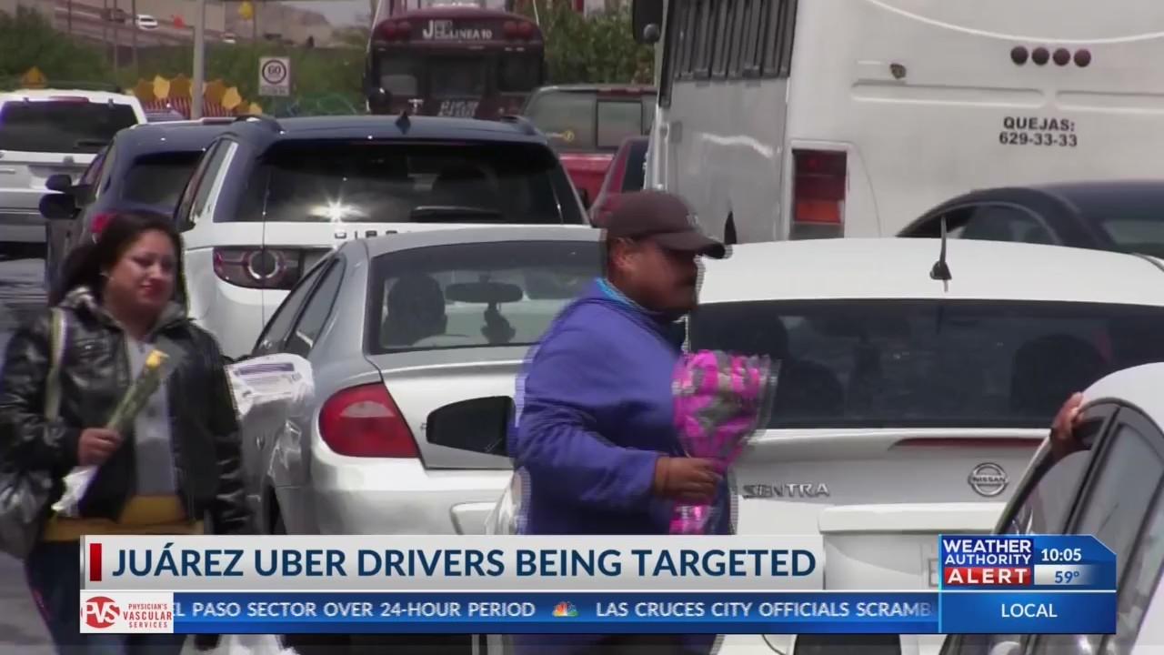 Across Juarez: Crimes against Uber drivers on the rise