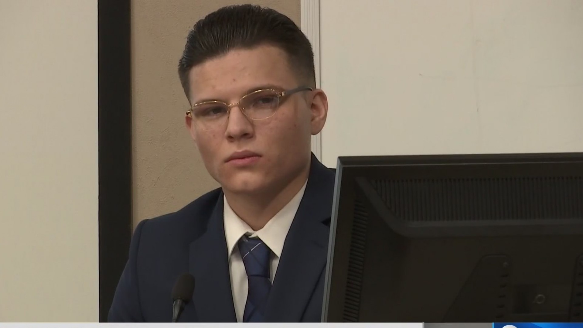 Galvan takes stand in own defense