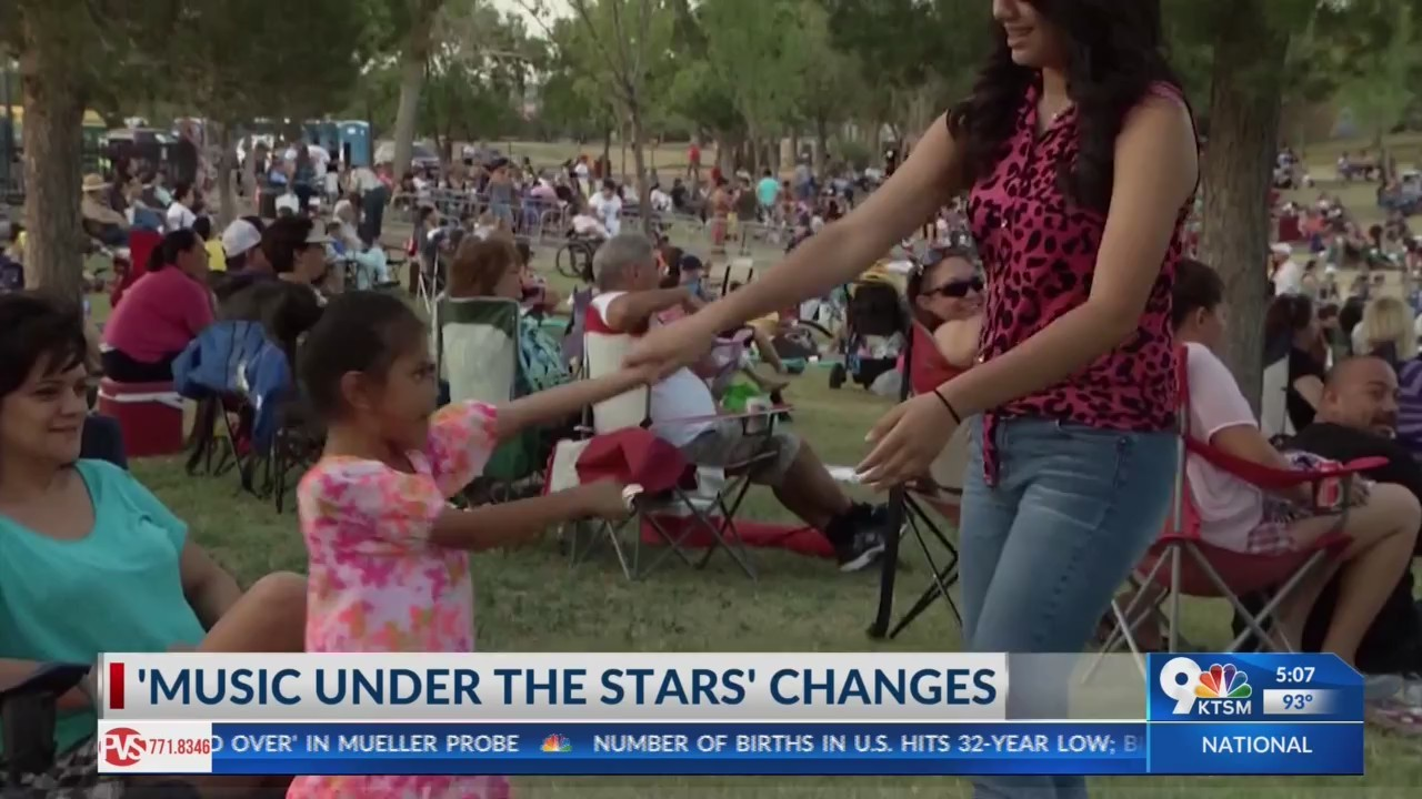 Music Under the Stars event scales down, but plans to keep up attendance