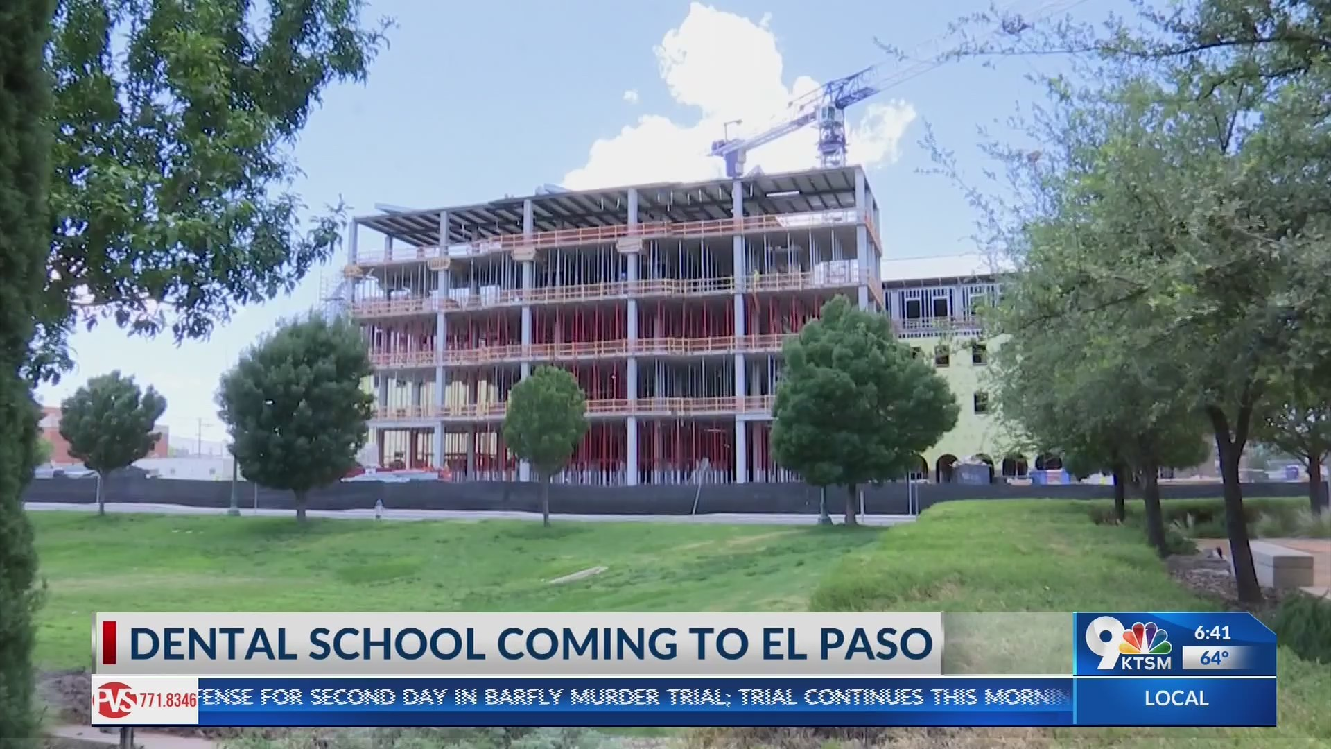 Texas State funding goes toward El Paso higher education