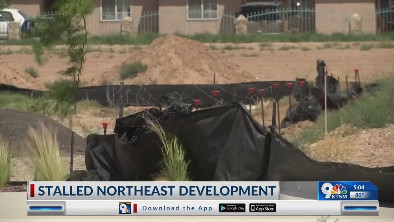 What's next for Northgate project in Northeast El Paso