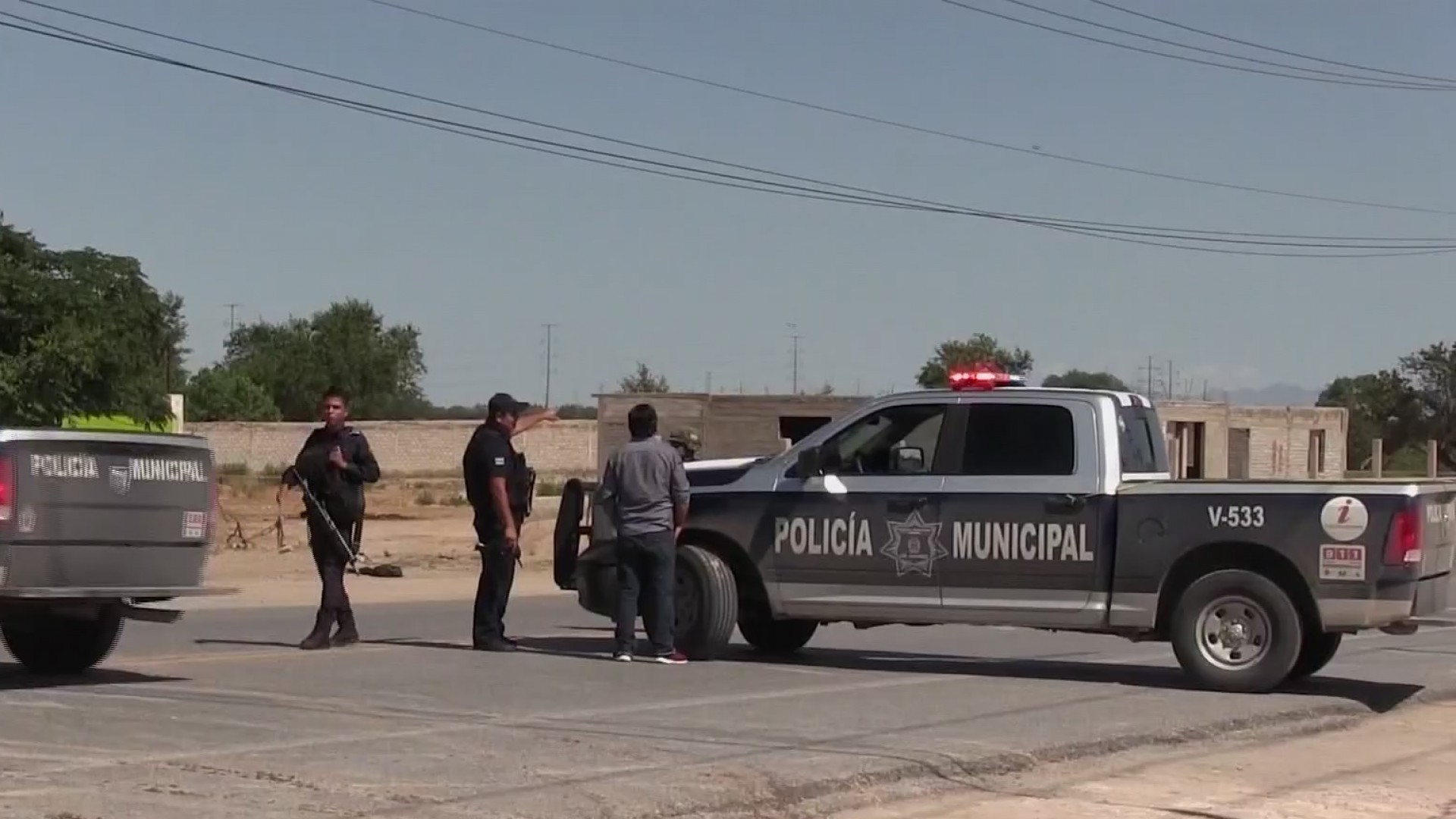 Three slain in Northeast Juarez shooting
