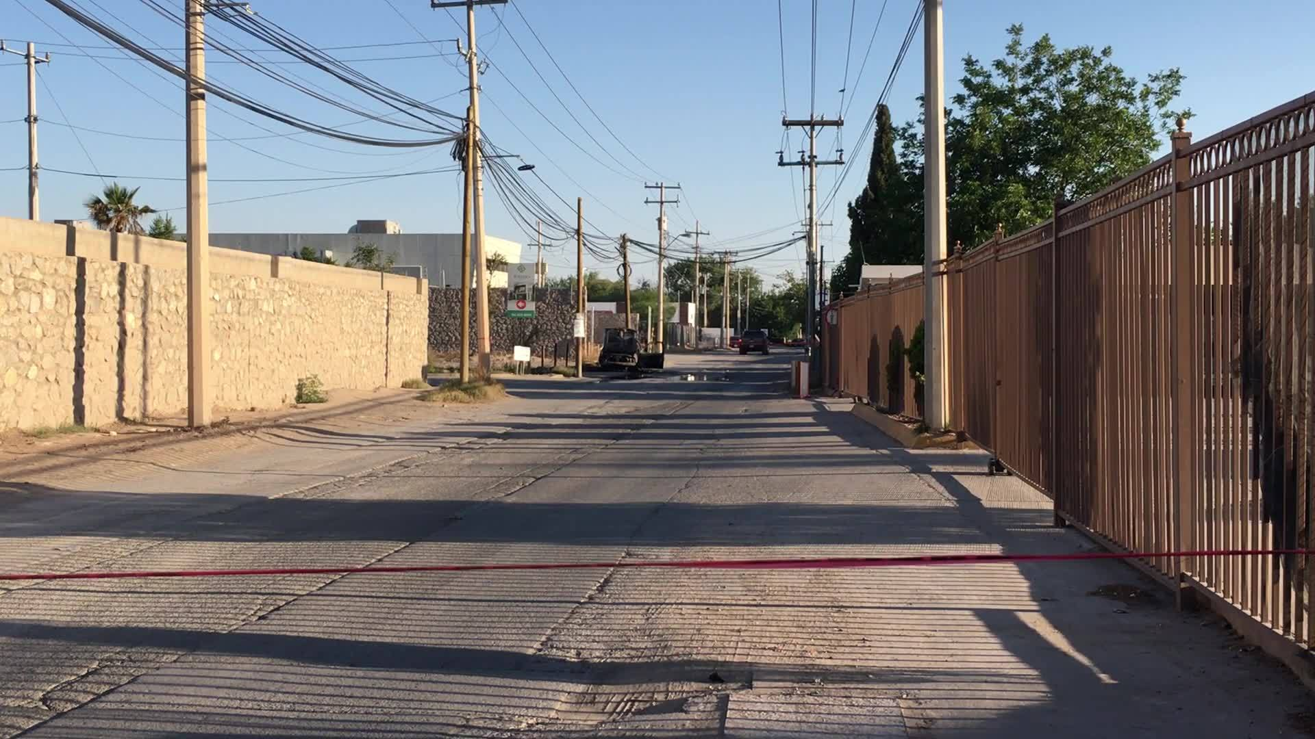 Woman with Texas plates executed in Juarez