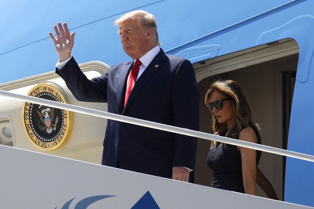Watch livestream of President Trump's visit to El Paso following the