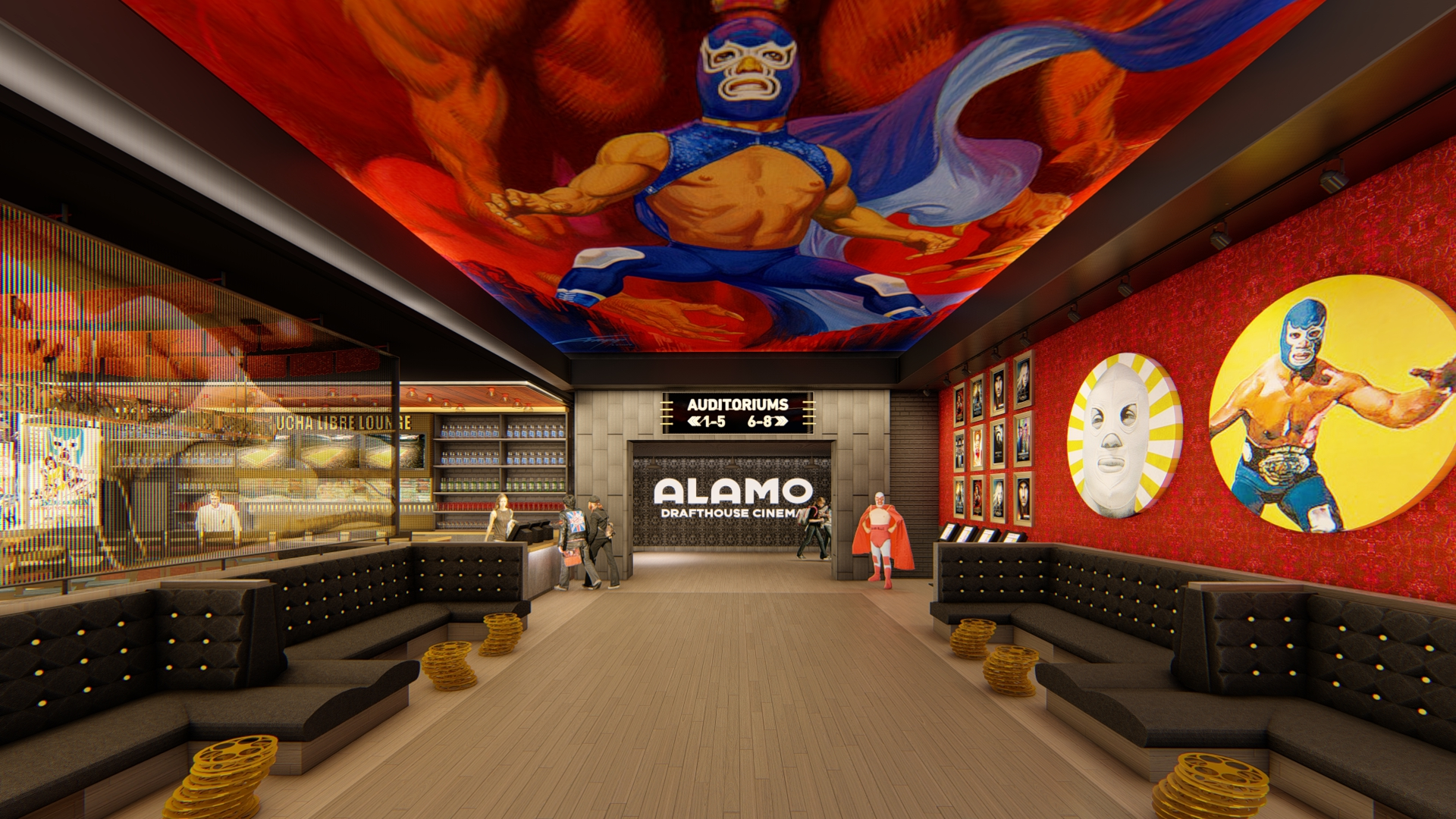 Alamo Drafthouse Cinema East El Paso