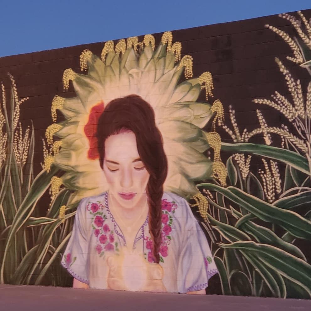 Socorro mural
