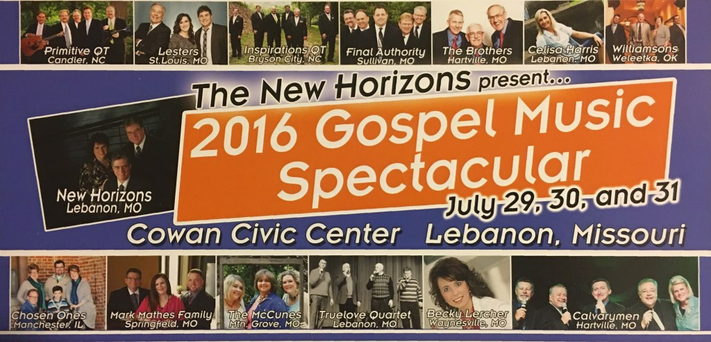 Gospel Spectacular 2016