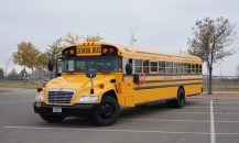 School bus comes in line of fire during Jefferson City shootout