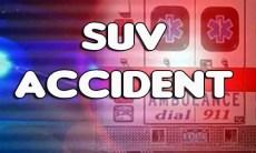 SUV Accident