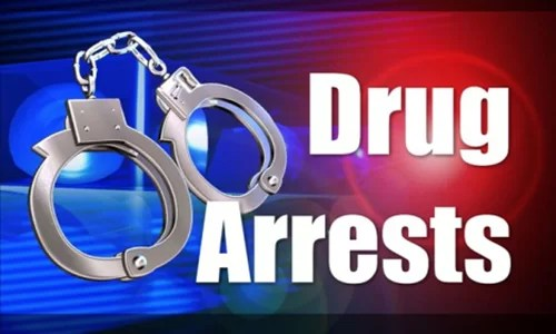 10 arrested in Grundy County on Grand Jury indictments involving drug charges