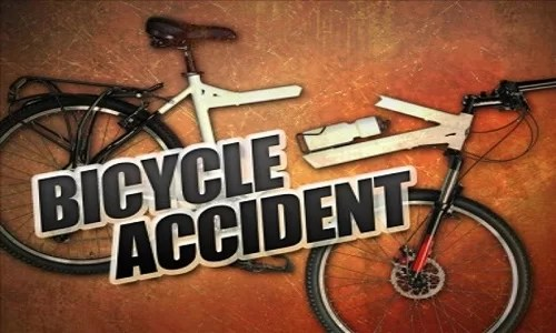 Chillicothe youth fails to stop for cross traffic, rides bicycle into moving vehicle
