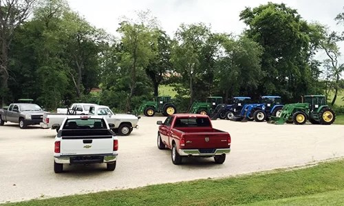 Missouri Department of Conservation to hold vehicle and equipment auction June 10 in Salem