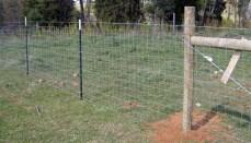 Fence on Farm