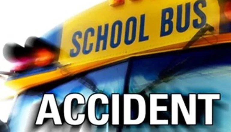 School bus crash near McFall injures 9-year-old