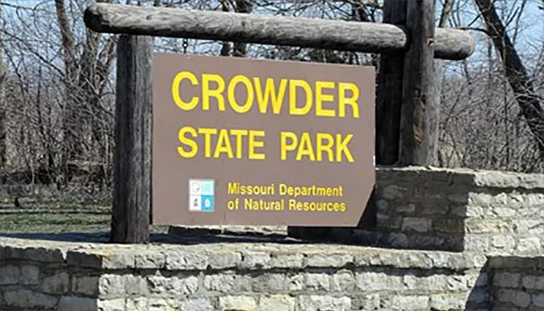 Public meeting to be held at Crowder State Park