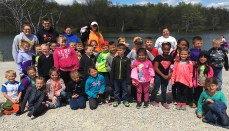 Dewey Elementary students at Chillicothe take field trip to Indian Creek Lake