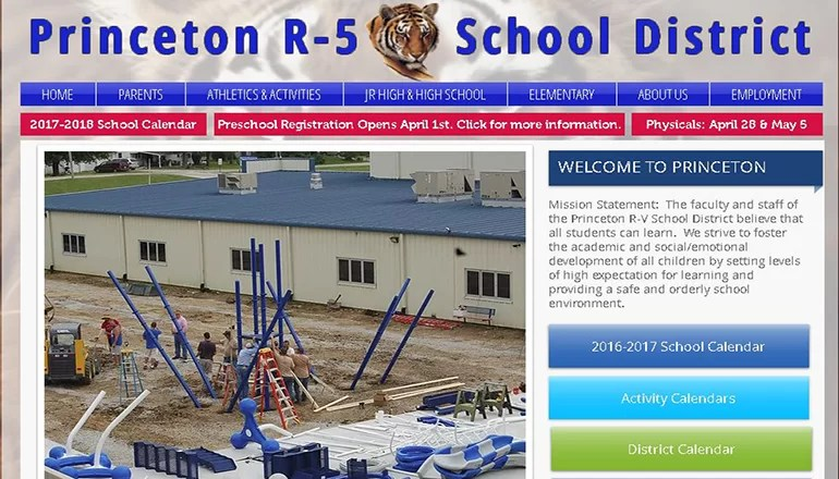 Princeton R-5 Board of Education approves excavation bid