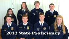 Chillicothe FFA students receive 1st place in Area 2 Proficiency Award selection