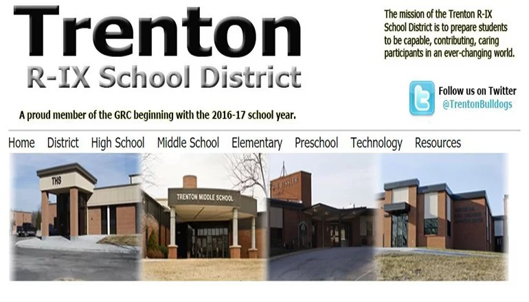 First day of school at Trenton has 1072 students enrolled