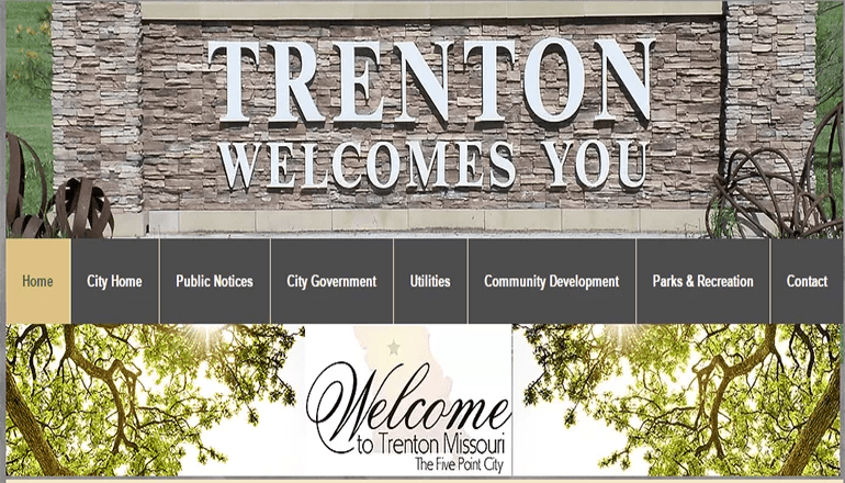 Trenton City Council meeting agenda includes waste collection