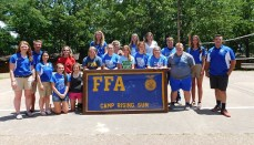 Chillicothe FFA Members attend state leadership camp