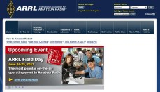 National Association Amateur Radio Website