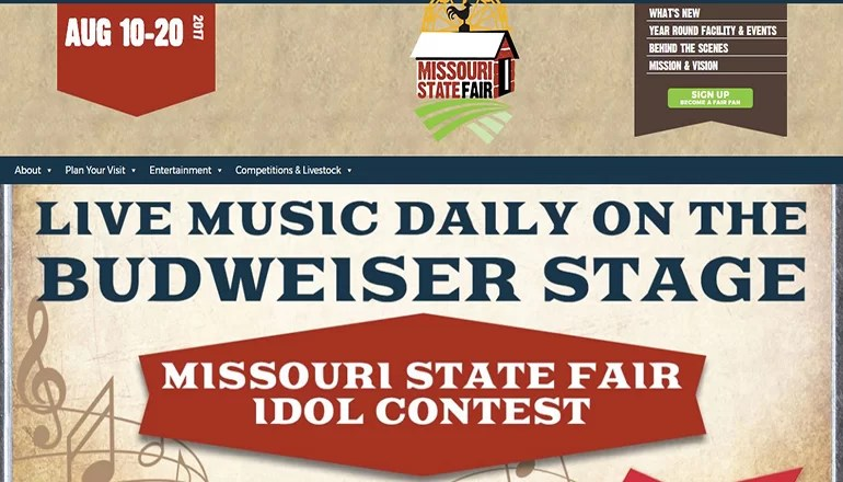Unionville girl shows Grand Champion steer at Missouri State Fair