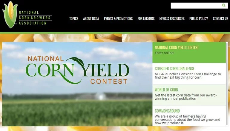 Mercer man elected to National Corn Board