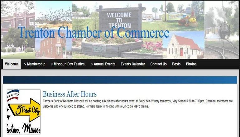 Trenton Chamber of Commerce to proceed with Annual Chamber Banquet