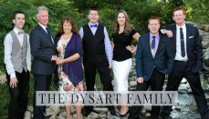 The Dysart Family