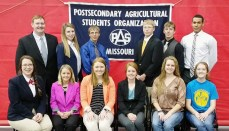 NCMC PAS students recently participated in the Missouri PAS State Conference November 13-15 on the NCMC campus. (F-L to R) Jamee Scearce, Shambree Hagan, Mariah Fox, Ariel Propes, Breanna Chambers, Chandra Woodring. (B-L to R) Colton Hargrave, Katelyn Galloway, Andrew Bimson, Kamron Stephenson, Nicholas Caraway, Alex Neal.