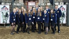 Chillicothe FFA Chapter Courtesy Corp 2017