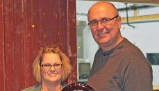 Emily Jones WMH Employee of the Year