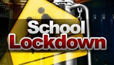 School Lockdown Graphic