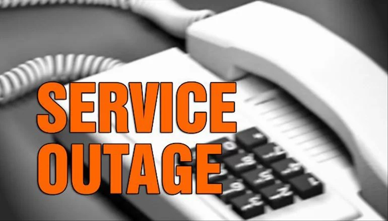 Phone and internet service restored after Monday outage