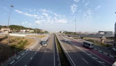 Traffic on Roadway
