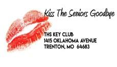 Kiss the Seniors Goodbye