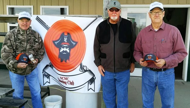 (adult division winners) left to right: John Hallifield, David Gann, and Dan Lockridge