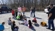 Dewey Elementary School students take field trip to Indian Creek Lake