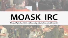 MOASK IRC Missouri Ag Skills and Knowledge Industry Recognized Credential