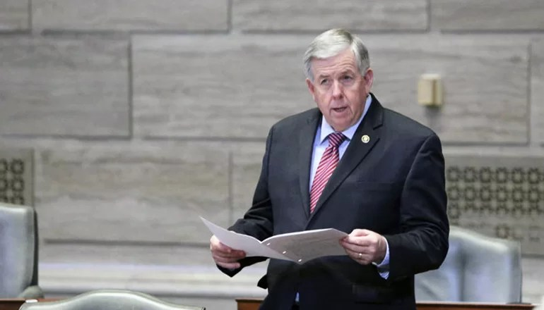 Governor Parson signs FY 2019 supplemental appropriations