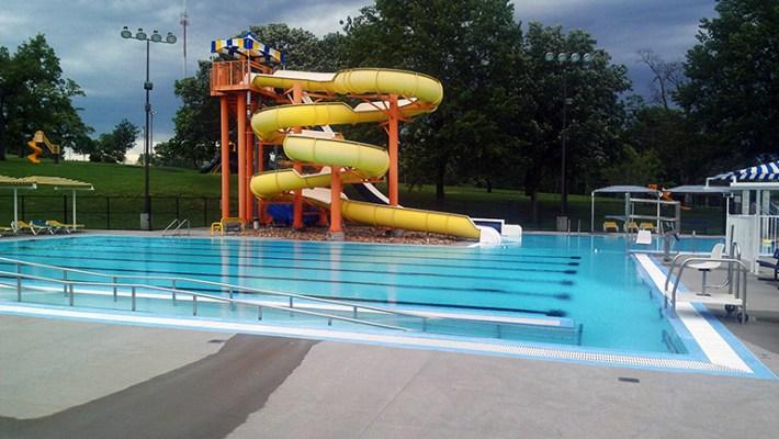 Trenton Family Aquatic Center