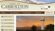 Carrollton, Missouri Website